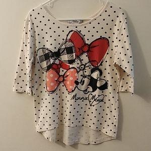 Disney Parks Authentic Women's T Shirt